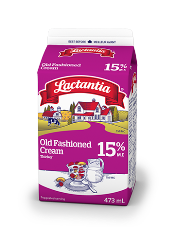 Lactantia® 15% Old Fashioned Cream