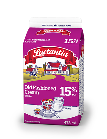 Lactantia® 15% Old Fashioned Cream -