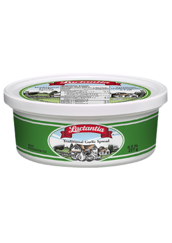 Lactantia® Traditional Garlic Spread - Tartinade traditionnelle à l'ail Lactantia®