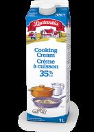 Crème à cuisson 35 % Lactantia®
