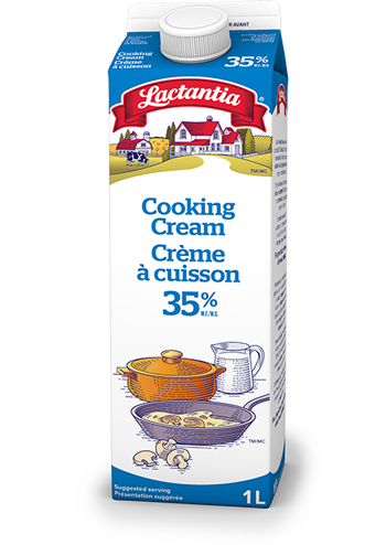 Lactantia® 35% Cooking Cream