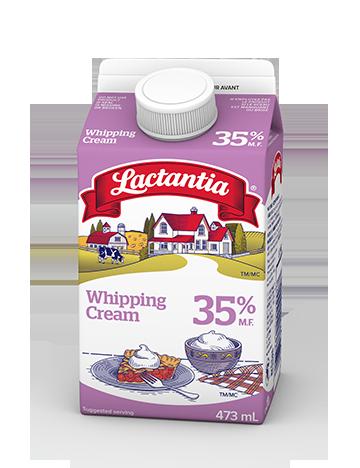 Lactantia® 35% Whipping Cream