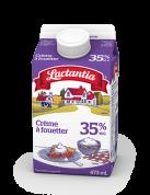 Crème à fouetter 35% Lactantia®