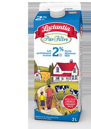 Lactantia® PūrFiltre 2% Milk