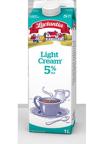 Lactantia® 5% Light Cream