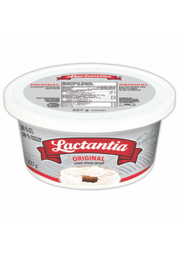 Lactantia® Original Cream Cheese Tub