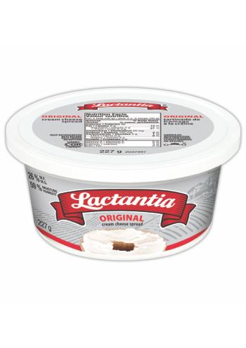 Lactantia® Original Cream Cheese Tub