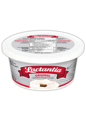 Fromage à la crème Lactantia® Original
