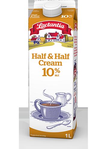 Lactantia® 10% Half & Half Cream | Lactantia
