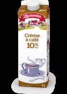 Crème à café 10% Lactantia®