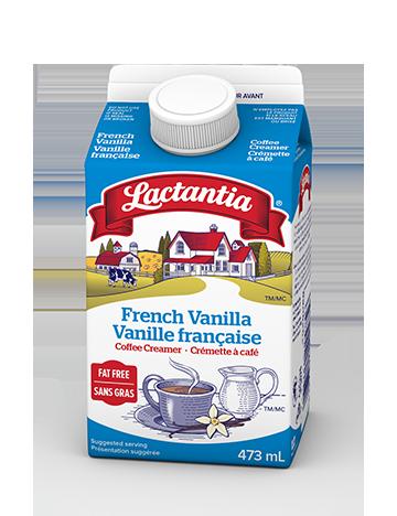 Lactantia® French Vanilla Coffee Creamer - Crémette à café à la vanille française