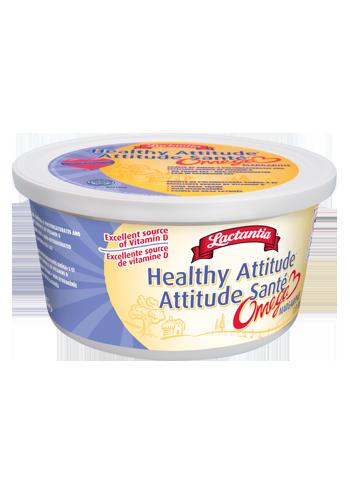 Lactantia® Healthy Attitude Omega 3 Margarine - Margarine Attitude Santé Omega 3 Lactantia®