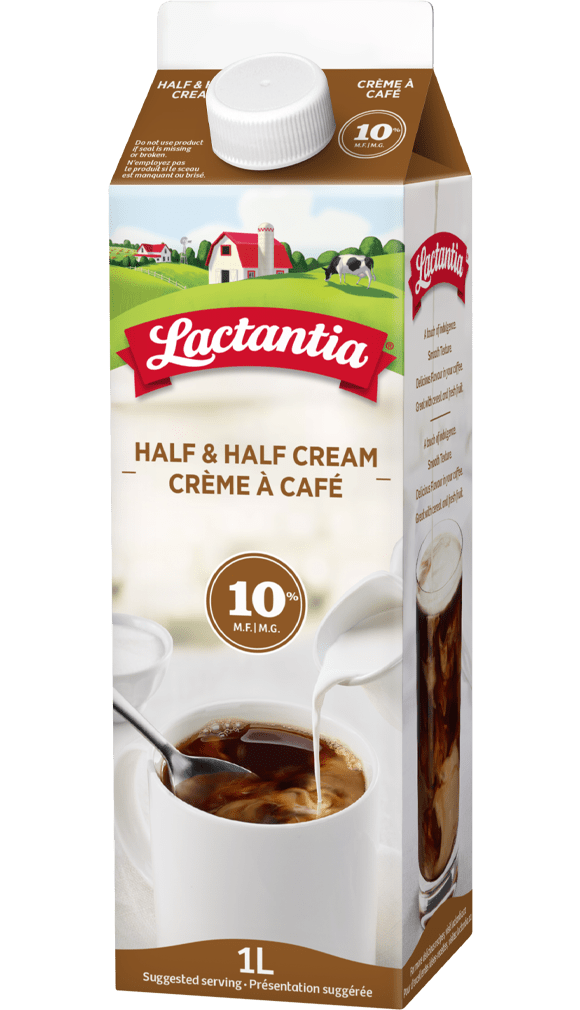 Crème à café 10 % Lactantia®