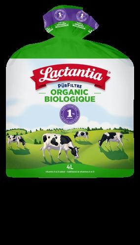 Lactantia® PūrFiltre Organic 1 % Milk 4L