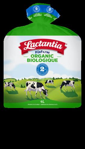 Lactantia® PūrFiltre Organic 2 % Milk 4L