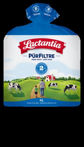 Lactantia® PūrFiltre 2% Milk 4L