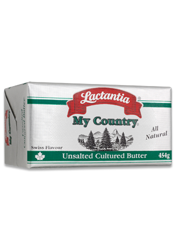 Lactantia® My Country® Unsalted Butter