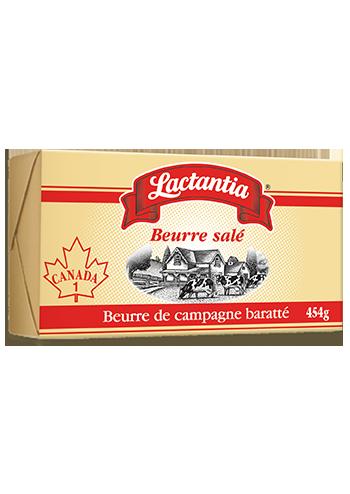 Beurre salé Lactantia®