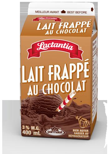 Lait Frappé au chocolat Lactantia®