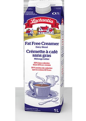 Lactantia® Fat Free Creamer