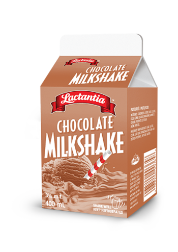 Lactantia® Chocolate Milkshake