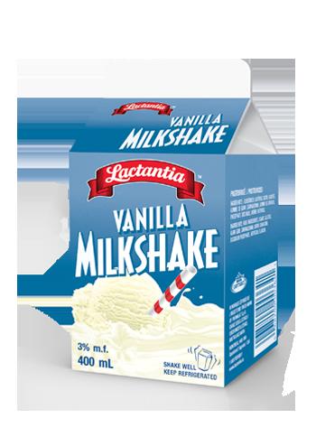 Lactantia® Vanilla Milkshake