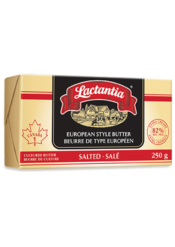 Lactantia® European Style Salted Butter
