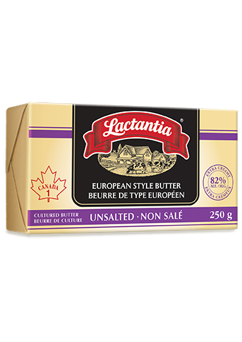 Lactantia® European Style Unsalted Butter