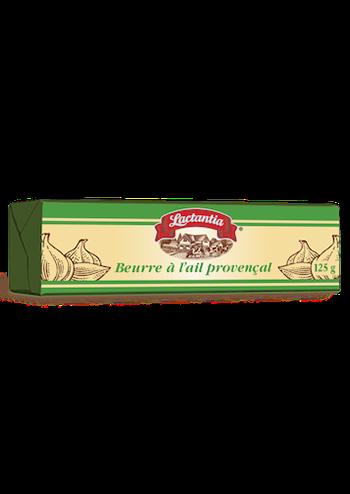 Beurre à l'ail et aux herbes de Provence
