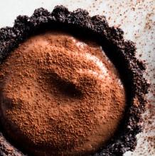Chocolate Chili Tarts