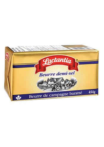 Beurre demi-sel Lactantia®