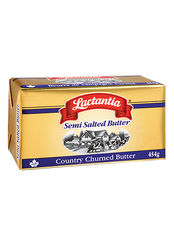 Lactantia® Semi-Salted Butter