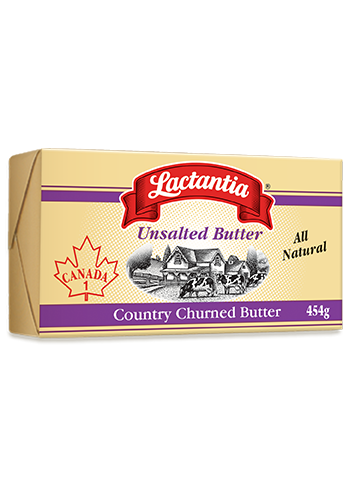 Lactantia® Unsalted Butter