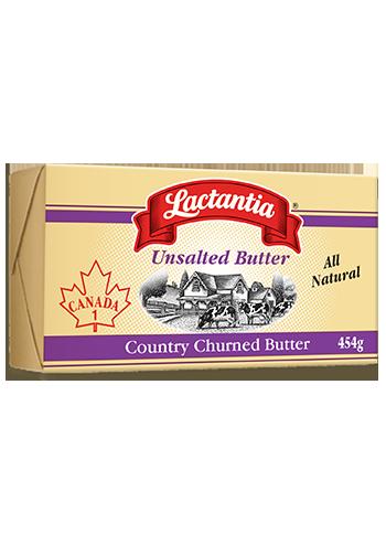 Lactantia® Unsalted Butter