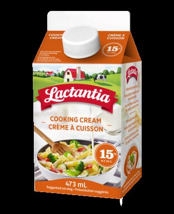 Crème à cuisson 15 % Lactantia®
