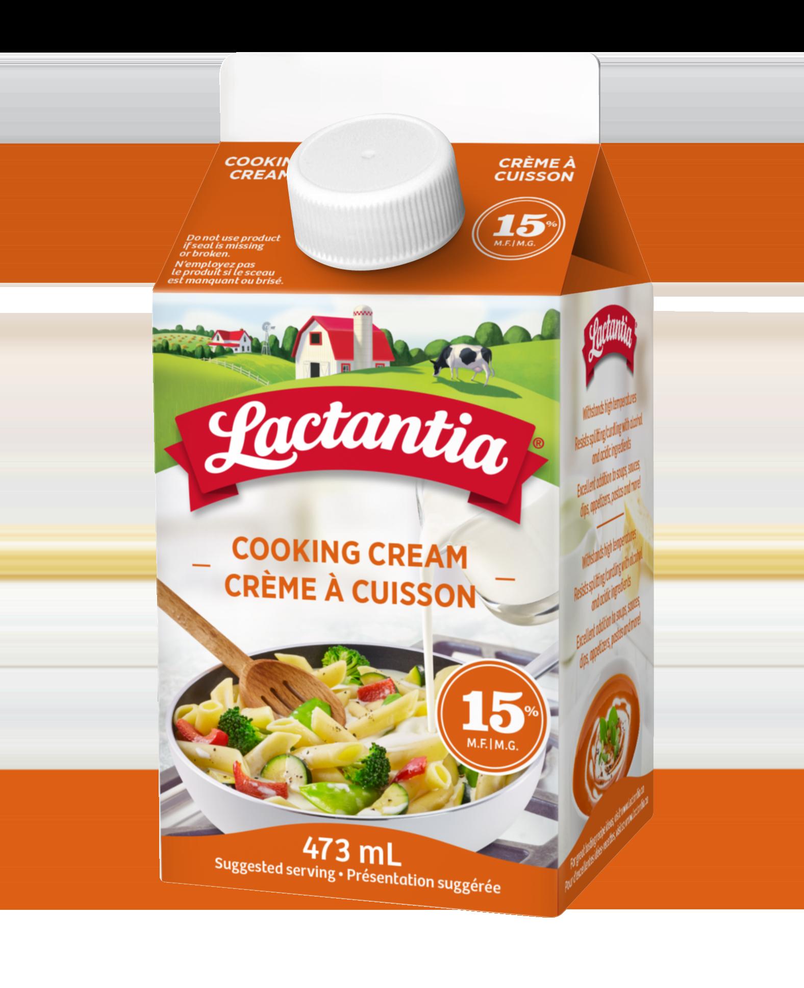 Lactantia® 15% Cooking Cream