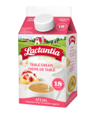 Lactantia® 18% Table Cream