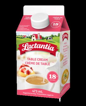 Lactantia® 18% Table Cream