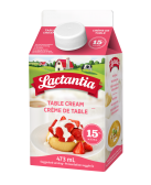 Lactantia® 15% Table Cream