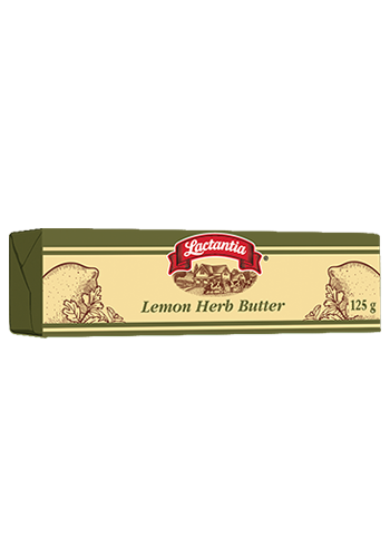Lactantia® Lemon Herb Butter