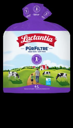 Lactantia® PūrFiltre 1 % Milk 4L