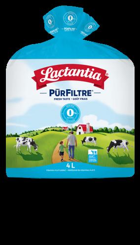 Lactantia® PūrFiltre Skim Milk 4L