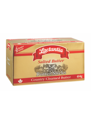 Lactantia® Salted Butter Sticks