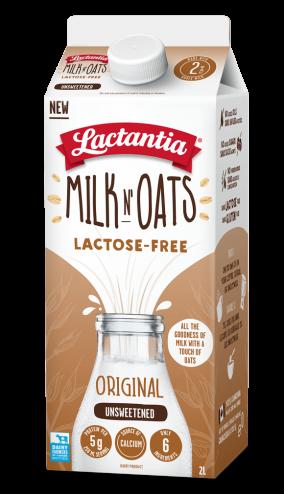 Lactantia® Milk N' Oats Original 2L