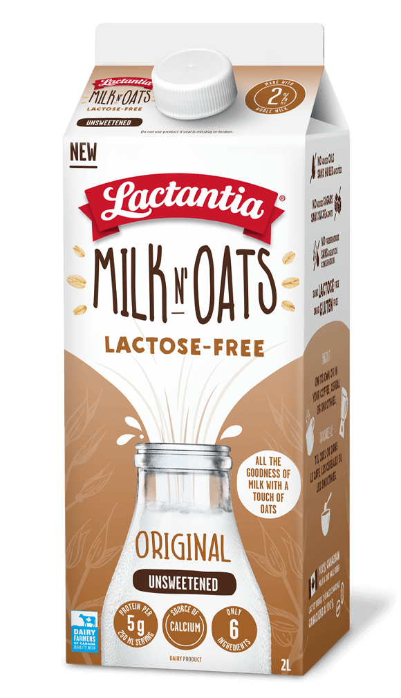 Milk N Oats 2L Original