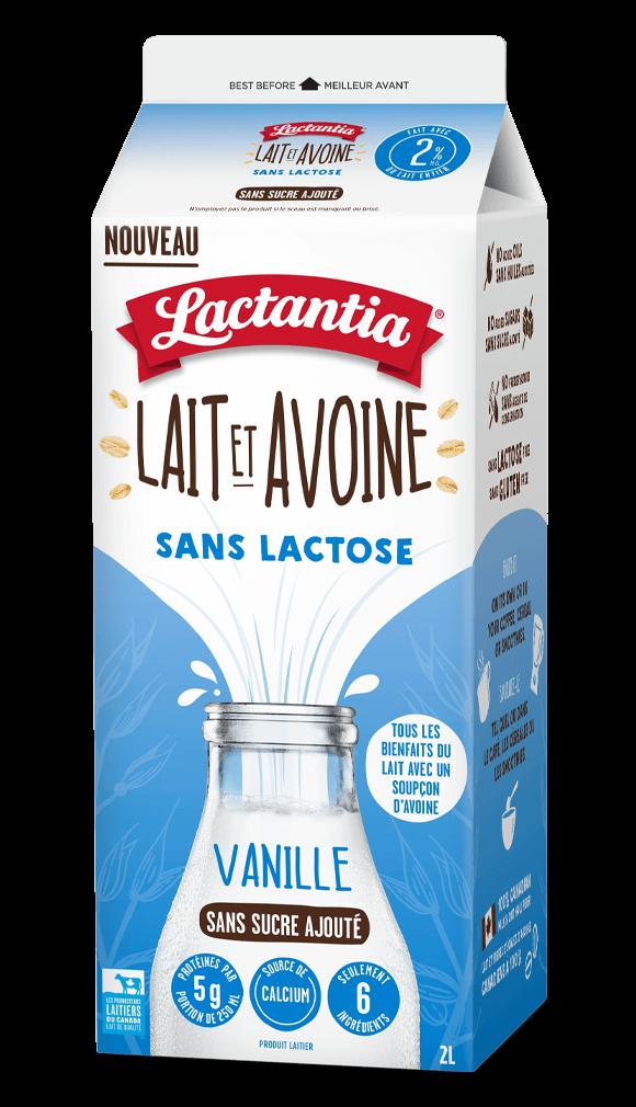 Milk N Oats 2L Vanilla