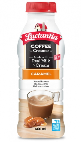 Lactantia® Caramel Coffee Creamer