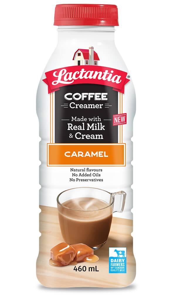 Lactantia® Caramel Coffee Creamer