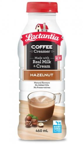Lactantia® Hazelnut Coffee Creamer