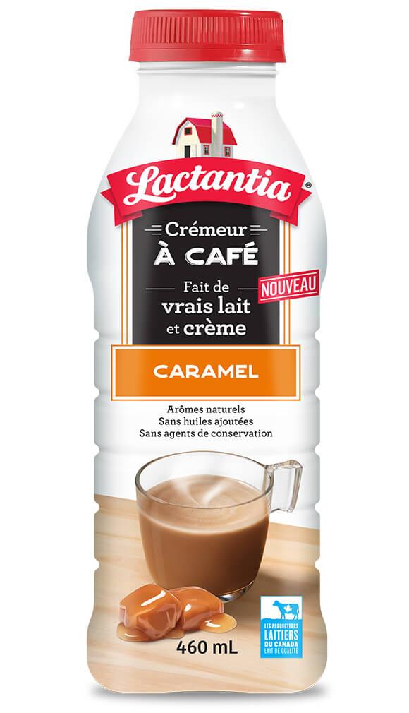 Crémeur à café Lactantia® Caramel
